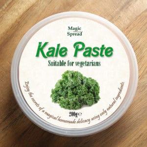 Kale Paste 200g / Pasta z jarmużu 200g