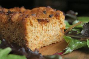 Vegetable paté / Pasztet warzywny