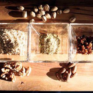 Nuts Ice Cream