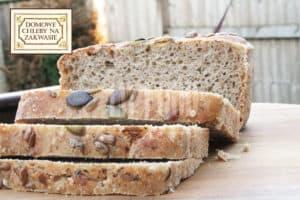 Sourdough wheat rye sunflower & pumpkin seeds
